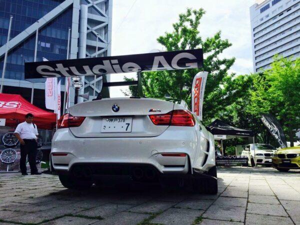 Varis GT Wing M4