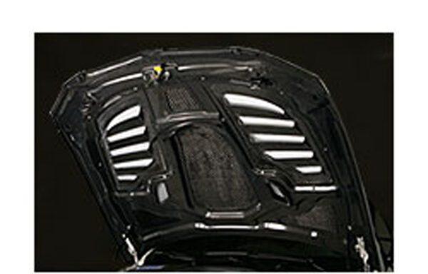 VRS Cooling Bonnet, FRP + Carbon Duct-559729