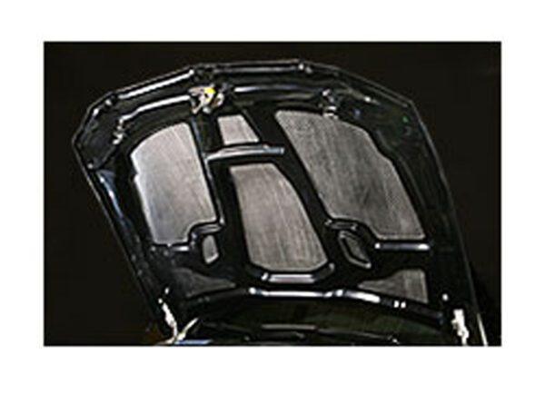 VRS Light Weight Bonnet, Half Carbon-553010