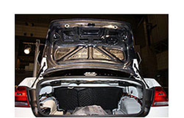 VRS Light Weight Trunk, Carbon-549581