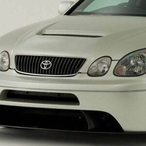 RIDOX Front Bumper and Under Lip, FRP-0