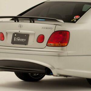 RIDOX Rear Bumper, FRP-0