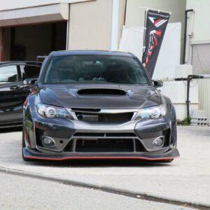 Varis Ultimate Front Bumper - Replacement Under Lip, FRP-0
