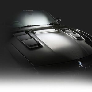 VRS Cooling Bonnet, FRP-0