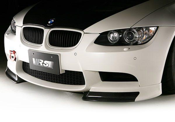 VRS Front Spoiler + Carbon Lip Guard-0