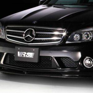 VRS Front Spoiler, Carbon Steel-0