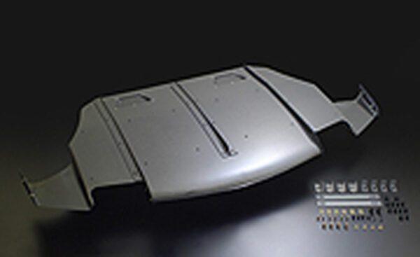 VRS Rear Diffuser System 1, Carbon-560547