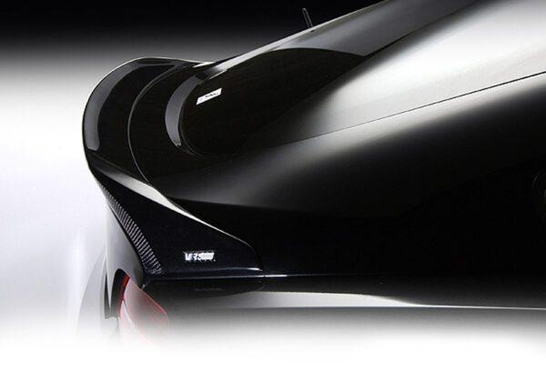 VRS Rear Spoiler, Carbon Steel-0