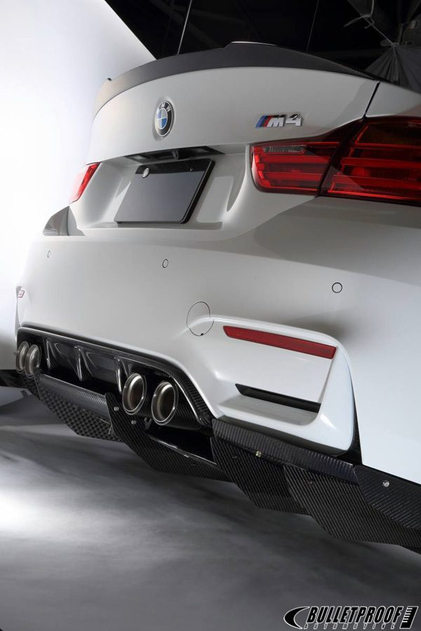 VRS Rear Diffuser System Type 1-0